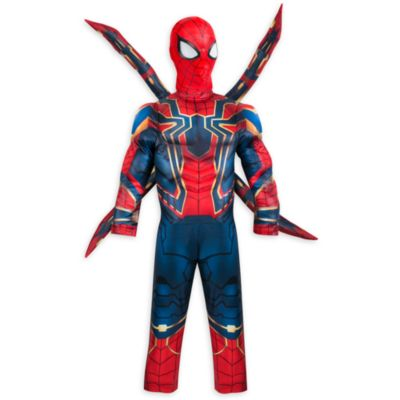 Déguisement Iron Spider pour enfants, Avengers: Infinity War