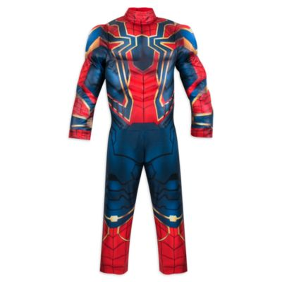 Iron Spider Costume For Kids, Avengers: Infinity War