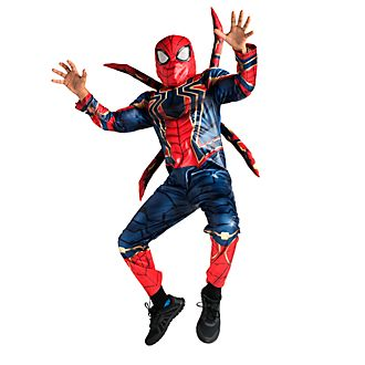 Iron Spider Costume For Kids, Avengers: Infinity War
