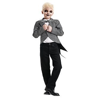 Disney Store Jack Skellington Costume For Kids
