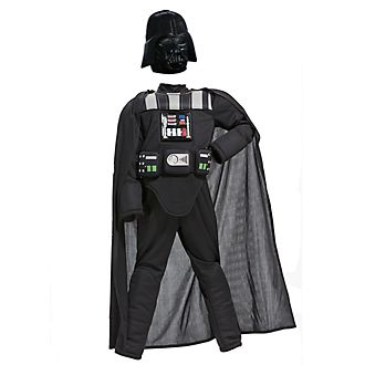 Disney Store Darth Vader Costume For Kids