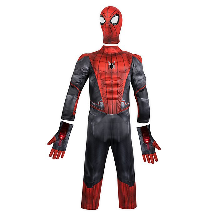 Disney Store Spider-Man Costume For Kids, Spider-Man: Far From Home