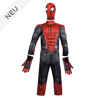 Disney Store - Spider-Man: Far From Home - Spider-Man Kostüm für Kinder