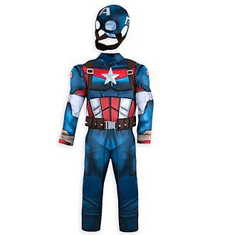 Costume bimbi Capitan America Disney Store