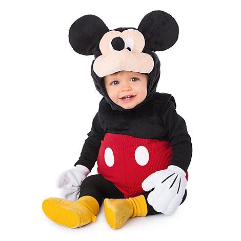 Disfraz acolchado Mickey Mouse para bebé
