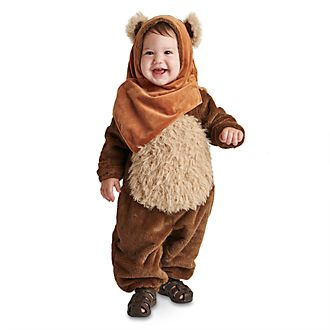 Disney Store Wicket Baby Costume, Star Wars