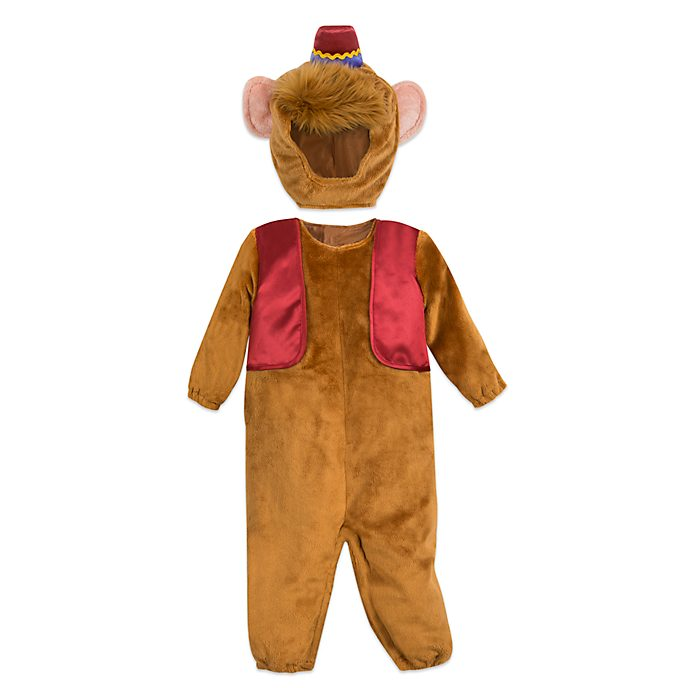 Disney Store Abu Baby Costume Body Suit, Aladdin