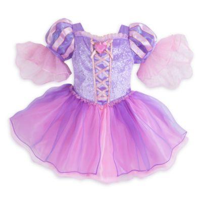 Rapunzel – Kostüm-Body für Babys