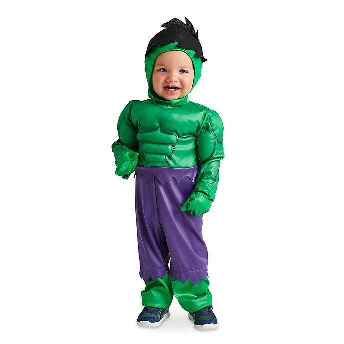 Disney Store Hulk Baby Costume