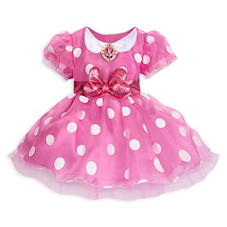 Disney Store Minnie Mouse Pink Baby Costume