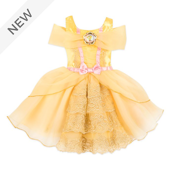 Disney Store Belle Baby Costume Body Suit