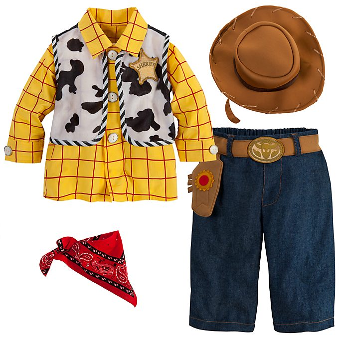 Costume baby Woody Disney Store
