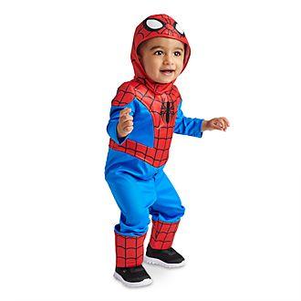 Disney Store Spider-Man Baby Costume Body Suit