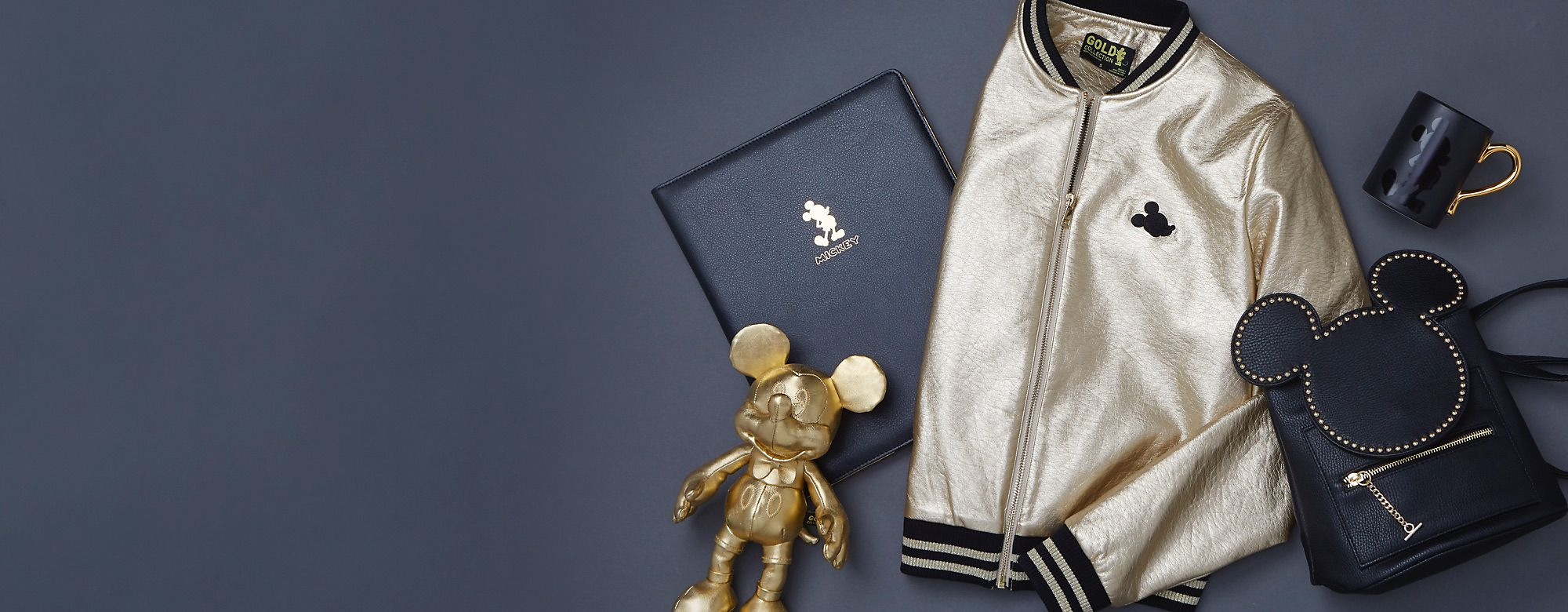 Going for Gold Explore our range of Mickey items to celebrate 90 years SHOP ALL