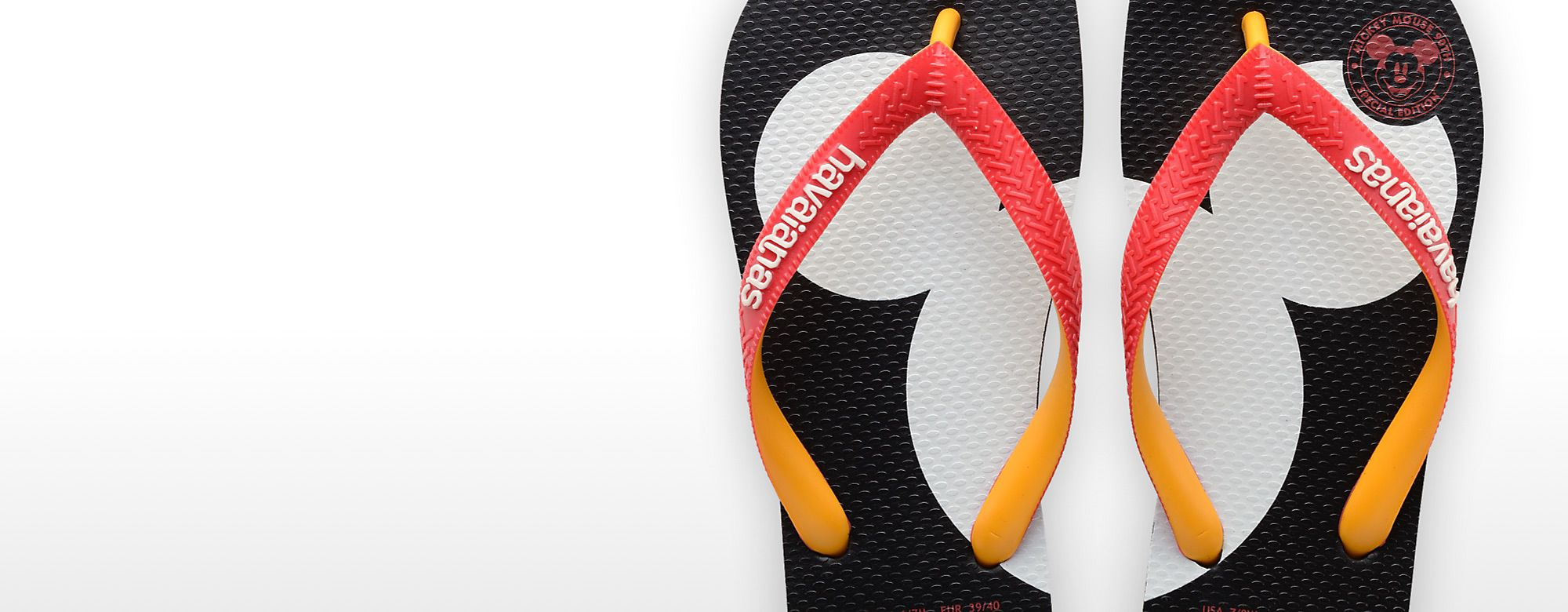 Havaianas Havaianas have teamed up with Disney to bring summer vibes SHOP ALL