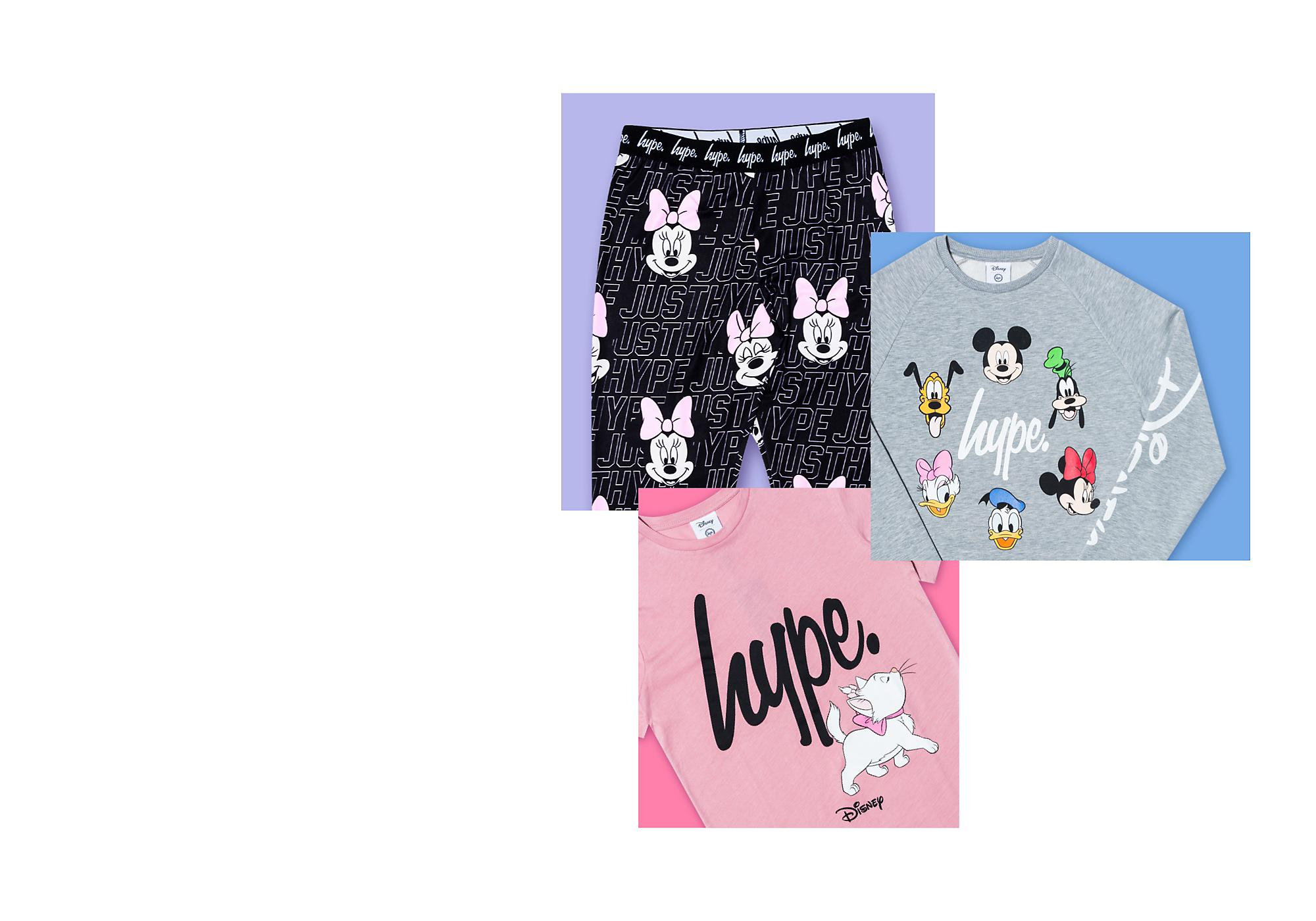 Stylish Accessories One of the UK's most recognisable brands joins forces with Disney for an exclusive collaboration of stylish accessories.