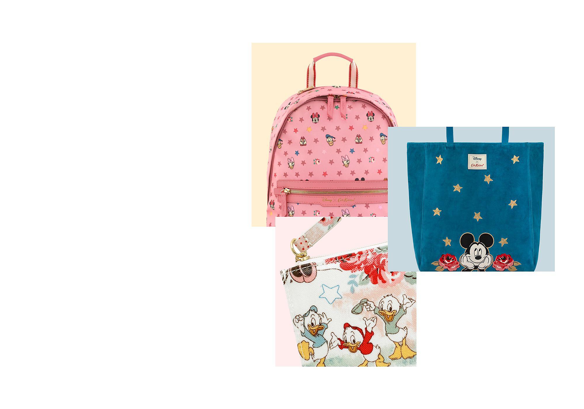 La colección más bella del reino Descubre nuestra encantadora colección de artículos, como ropa, accesorios y menaje para el hogar, de Cath Kidston inspirada en el personaje de Blancanieves de Disney.