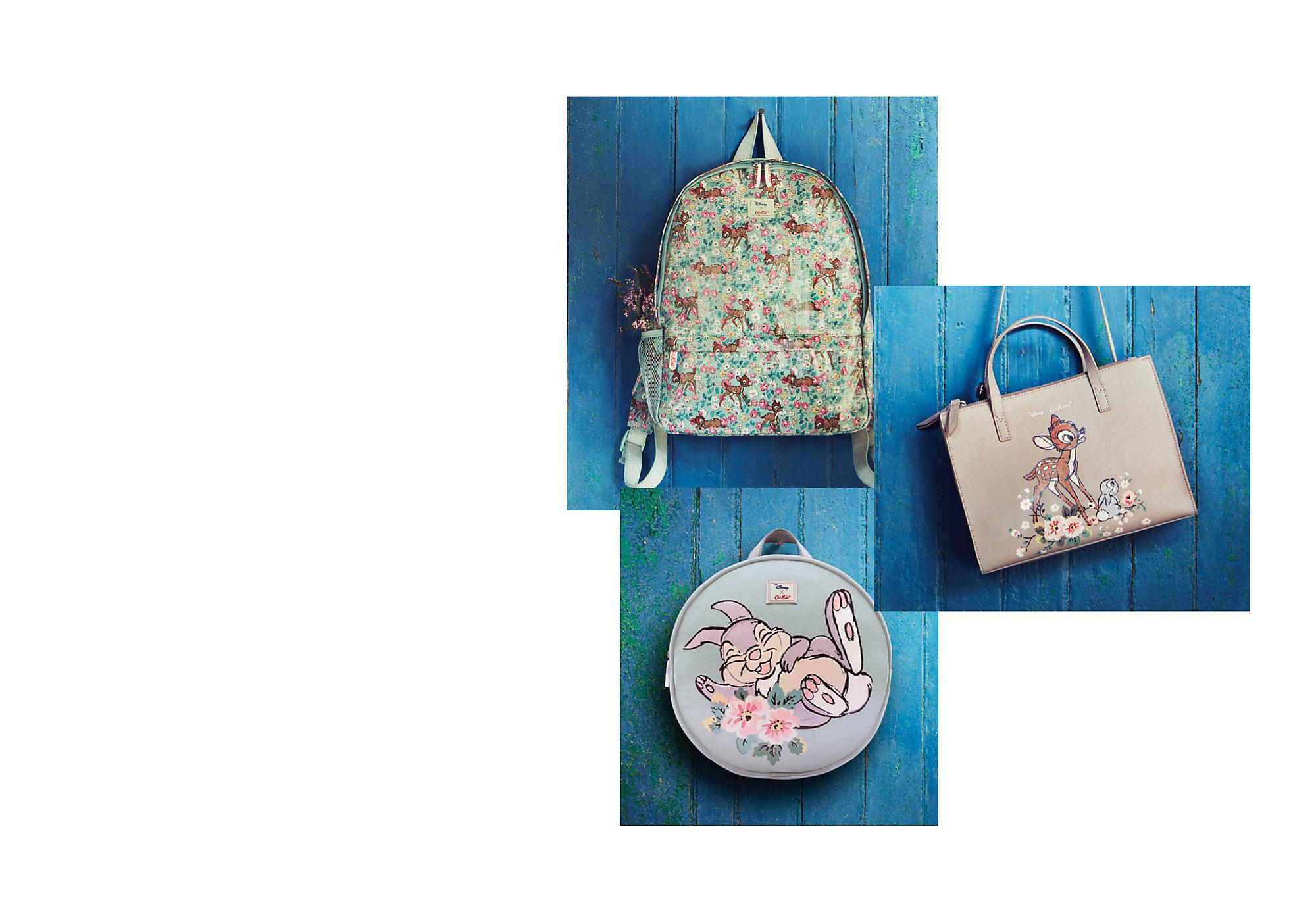 Fawn Over It Discover our enchanting Cath Kidston x Disney Bambi collection of clothing, accessories, homeware and more.