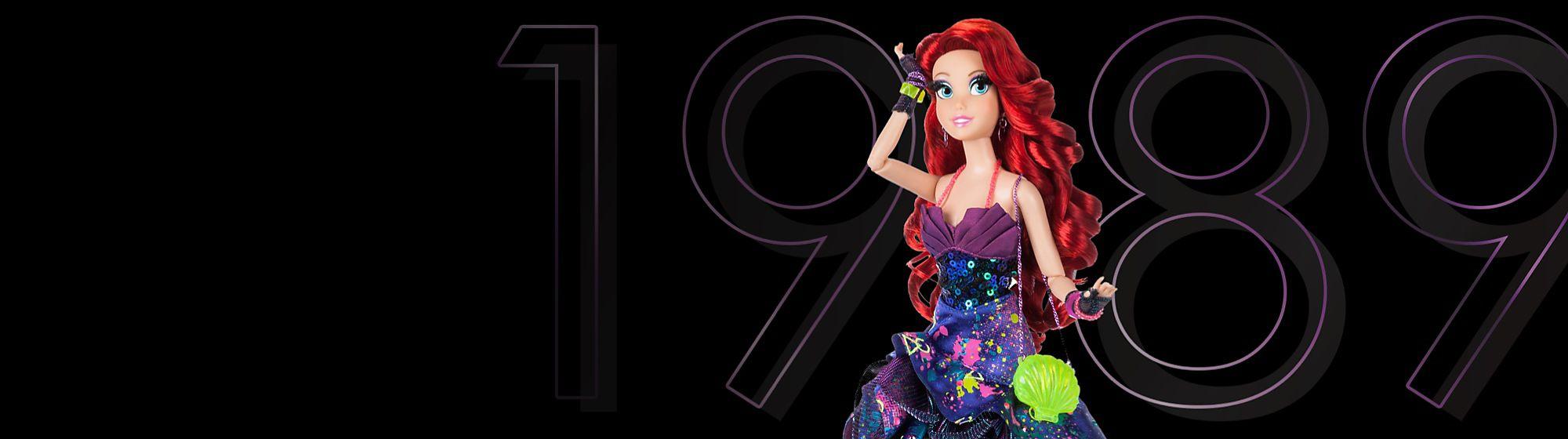 Collection Disney Designer Premiere Series Ariel Sortie le 30 octobre| €110  4 500 exemplaires dans le monde  En ligne et dans une sélection de boutiques | Achat limité à 1 exemplaire par foyer