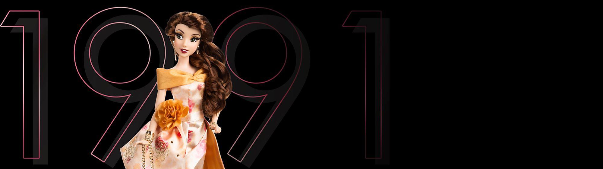 Collection Disney Designer Premiere Series Belle Sortie le 13 novembre | €110  4 500 exemplaires dans le monde  En ligne et dans une sélection de boutiques | Achat limité à 1 exemplaire par foyer
