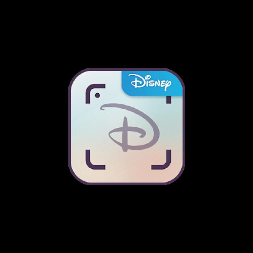 Download the Disney Scan app