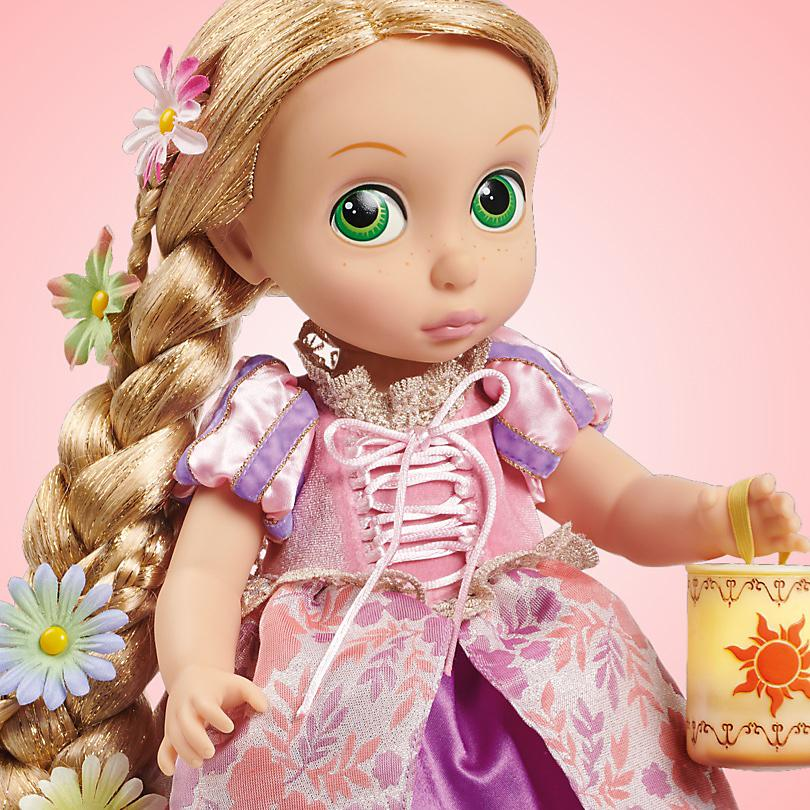 Disney Animators Collection - Rapunzel - Puppe in Sonderedition  ZUM SHOP