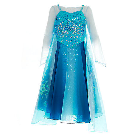 Elsa Premium Costume Dress For Kids