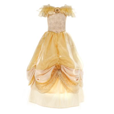 Belle Premium Costume Dress For Kids, Beauty And The Beast