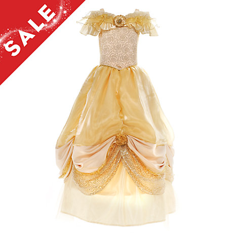 Belle Premium Costume Dress For Kids Beauty And The Beast