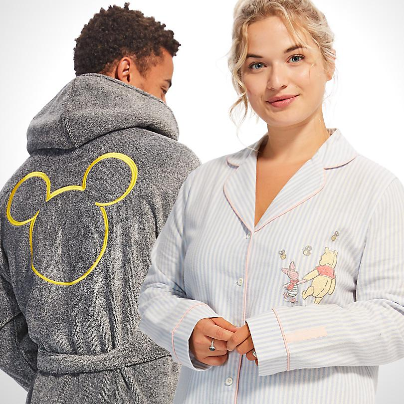 Pyjamas adultes  DÉCOUVRIR