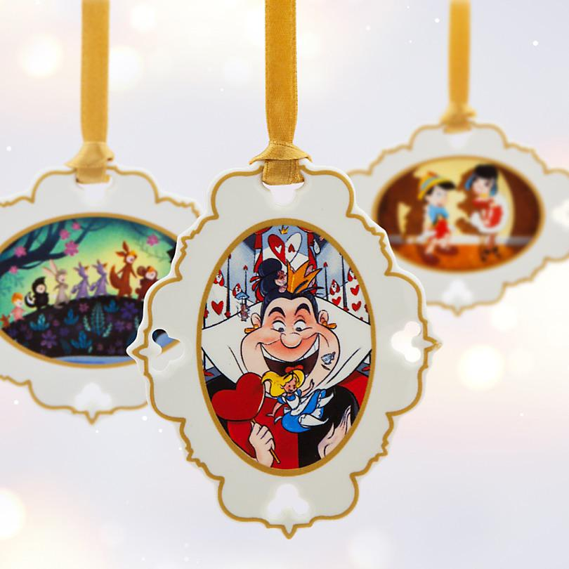 Limited Edition Disc Ornaments  SHOP NOW