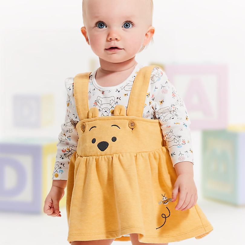 Moda Disney para bebes  9294a1a79d2