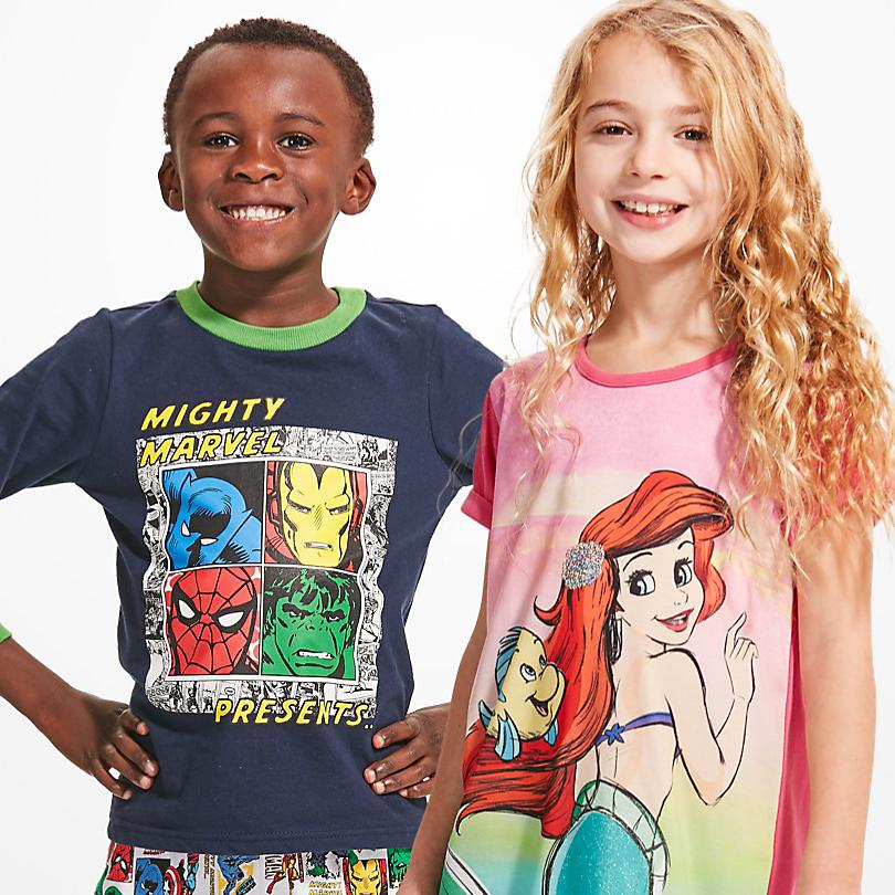 Kids' Nightwear  SHOP NOW