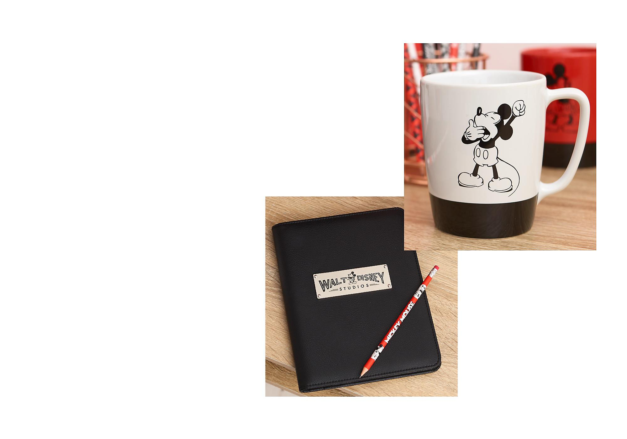 Where the Magic Begins A collection of homeware and stationery celebrating over 90 years of Disney movie magic
