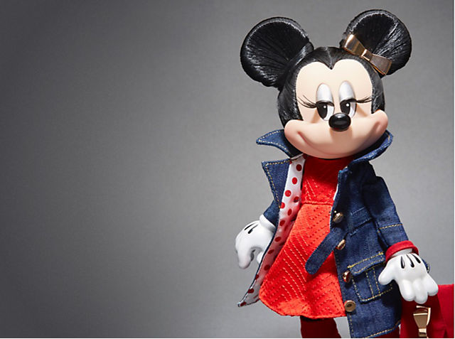 Be Spotted Rock our latest Minnie-inspired looks. SHOP NOW