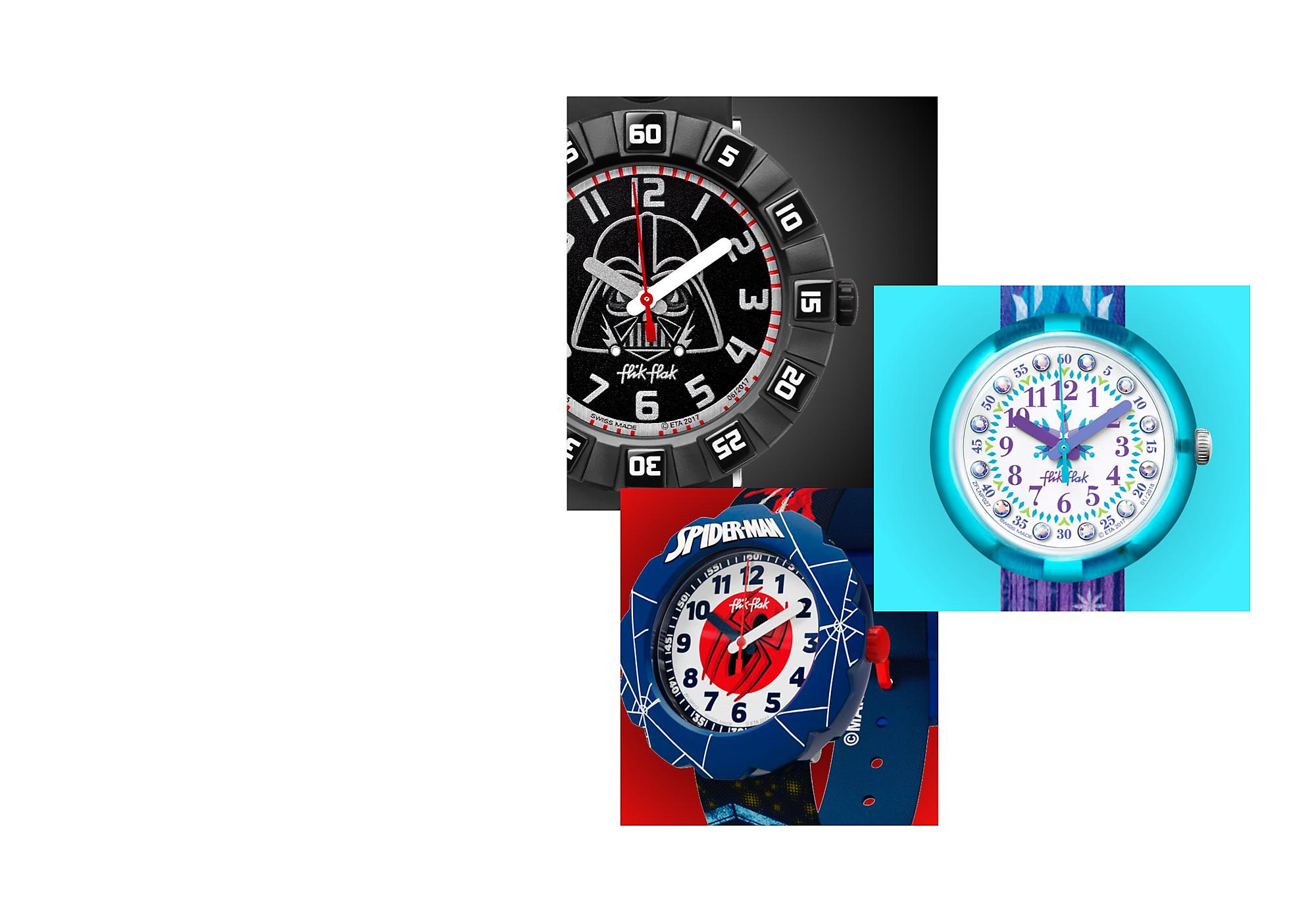 Time for Fun! Swiss made watches for kids