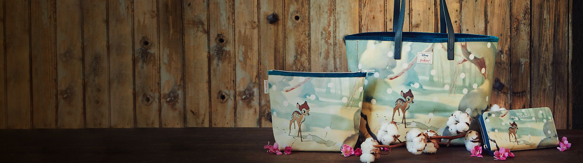 3 for 2 On our Cath Kidston x Disney Bambi collection SHOP NOW
