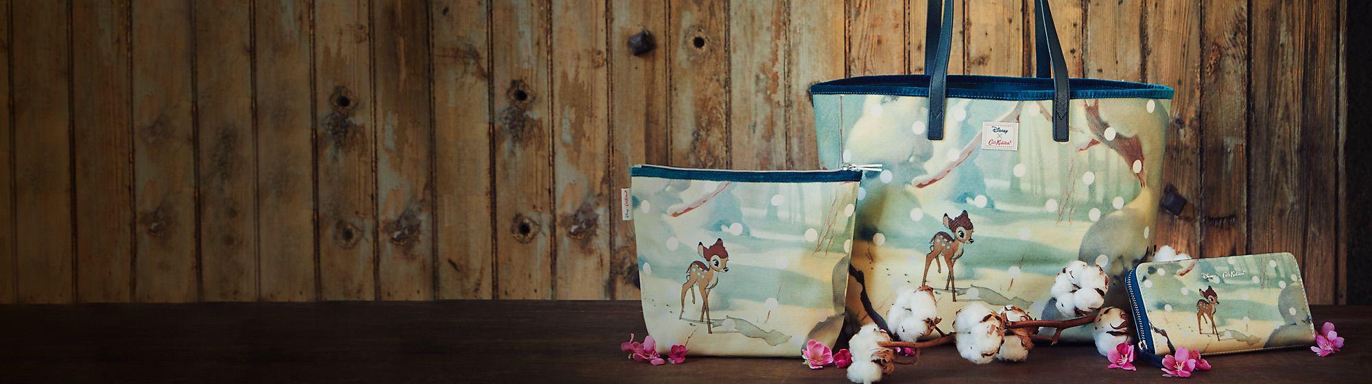 3 x 2 en colección de Cath Kidston x Disney Bambi COMPRAR