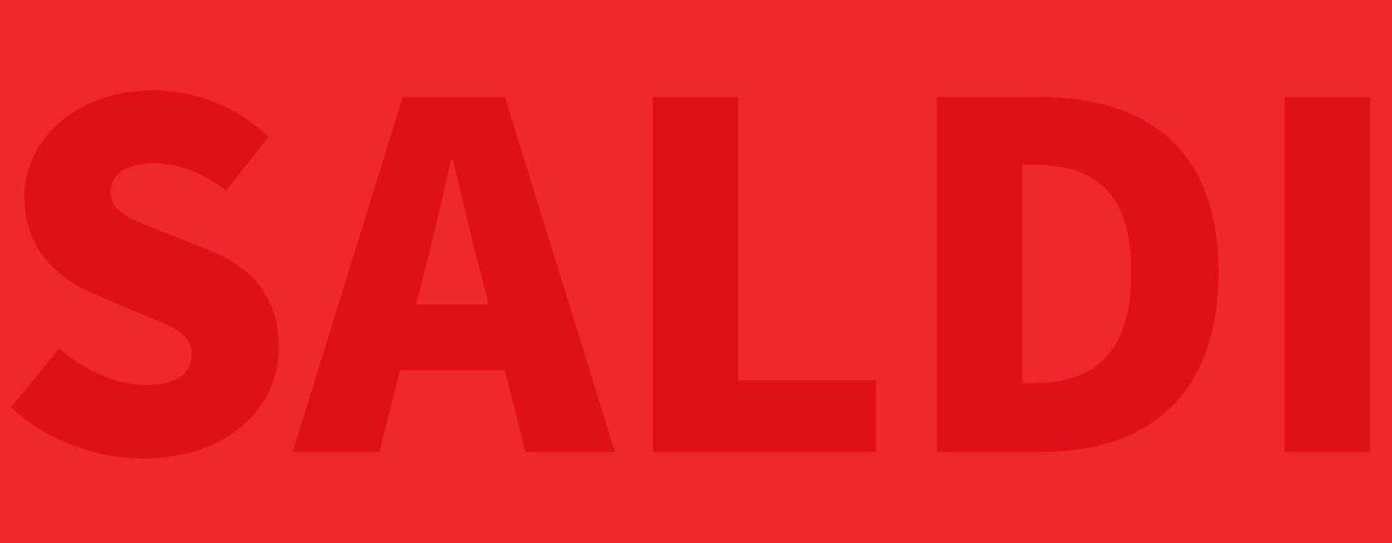 Fino al -50%  Online e in Store  Extra 10% sui saldi! Usa il codice EXTRA10al carrello  ACQUISTA ORA