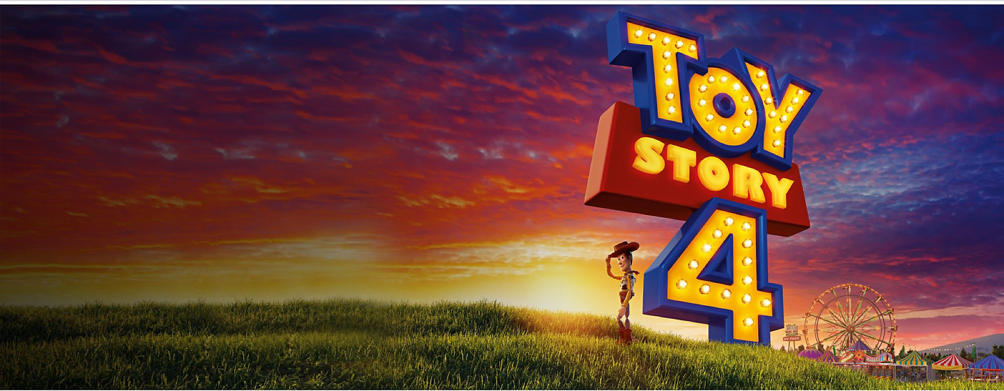 Toy Story 4 When a new toy called 'Forky' joins Woody and the gang, a road trip alongside old and new friends reveals how big the world can be for a toy. Join the adventure and explore our collection of toys, stationery and more. Releases June 2019