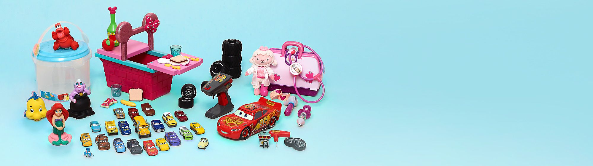 20% off selected Toys