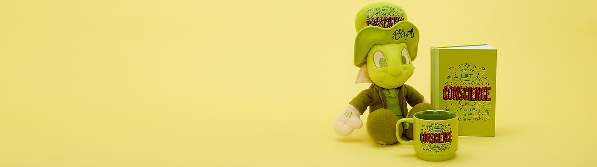 Jiminy Cricket Let your conscience guide you to our Disney Wisdom Jiminy Cricket Collection Coming Soon Releases 18 July