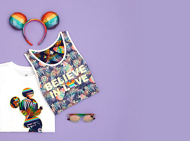 Disney Rainbow Collection  SHOP NOW
