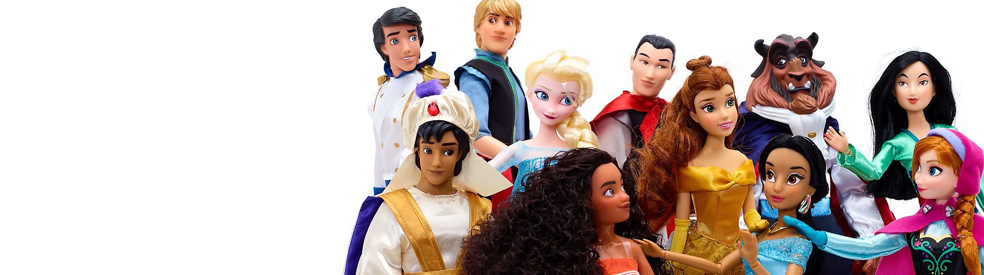 Dolls Endless stories, endless adventures, endless fun with our range of Disney, Pixar, Star Wars and Marvel dolls