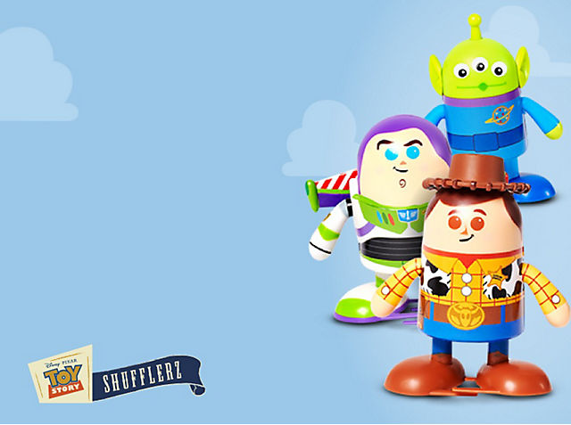 Now Available Our amazing & adorable NEW walking toys! More Shufflerz coming soon