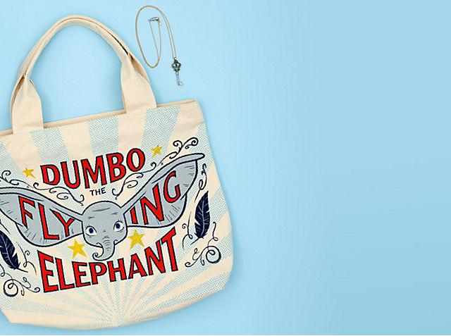 Dumbo Preparti a sognare con questa fantastica collezione di Dumbo ACQUISTA ORA