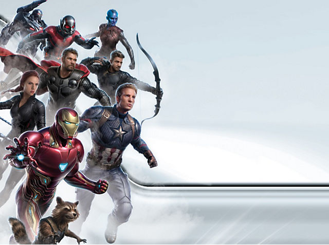 Vengadores: Endgame Prepárate para la batalla final En cines el 26 de abril