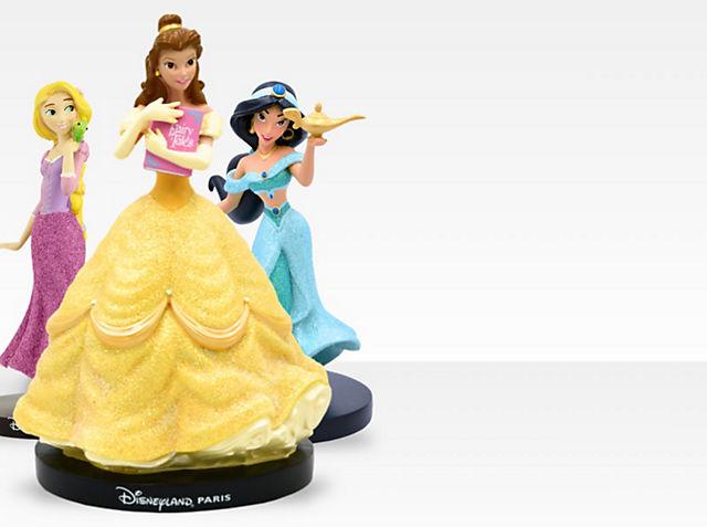 Disneyland Paris Disney Princess Figurines Explore our enchanting collectibles SHOP ALL
