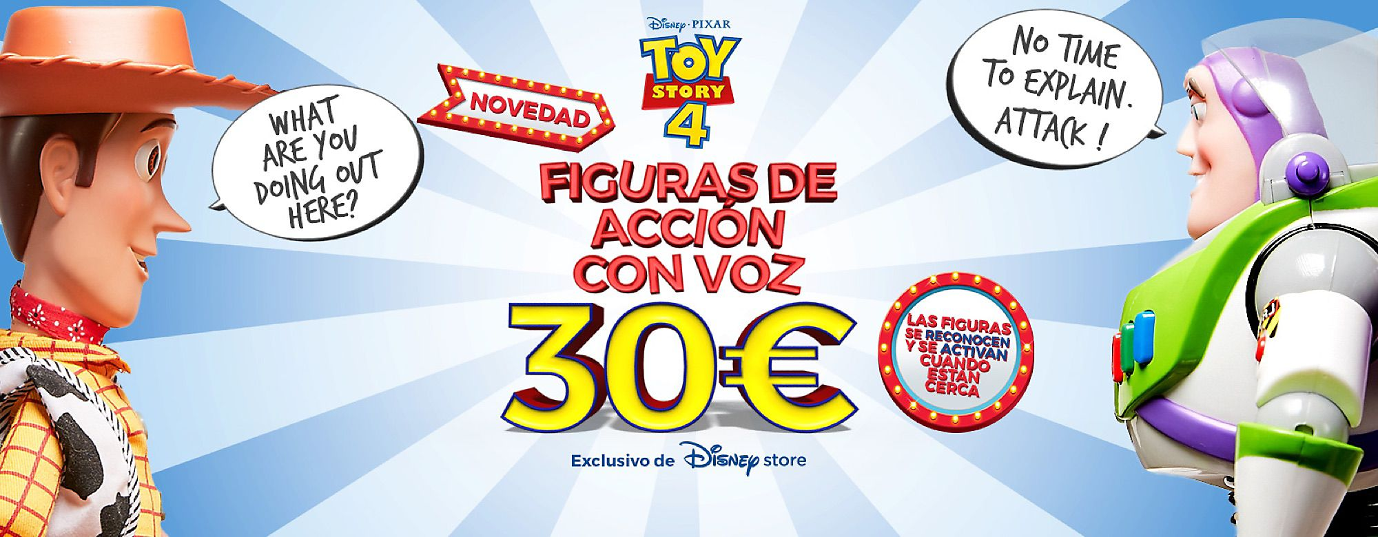 COMPRAR TOY STORY 4