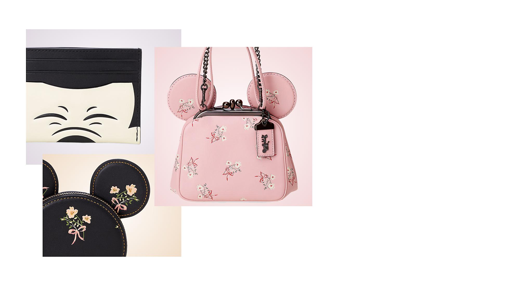 A Disney Fashion Dream Come True Turn up the wow factor with our COACH collection.